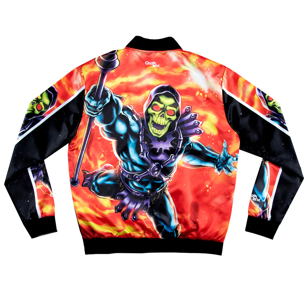 Skeletor Retro Masters Of The Universe Fanimation Jacket