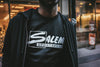 Salem Sportswear Black Logo T-Shirt