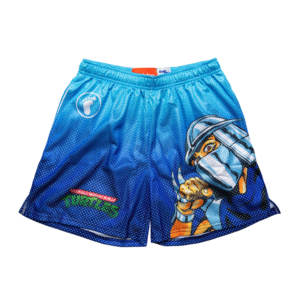 Shredder Retro TMNT Shorts