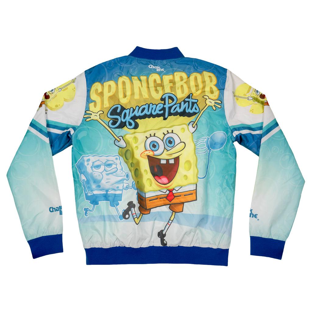Spongebob Retro Fanimation Jacket