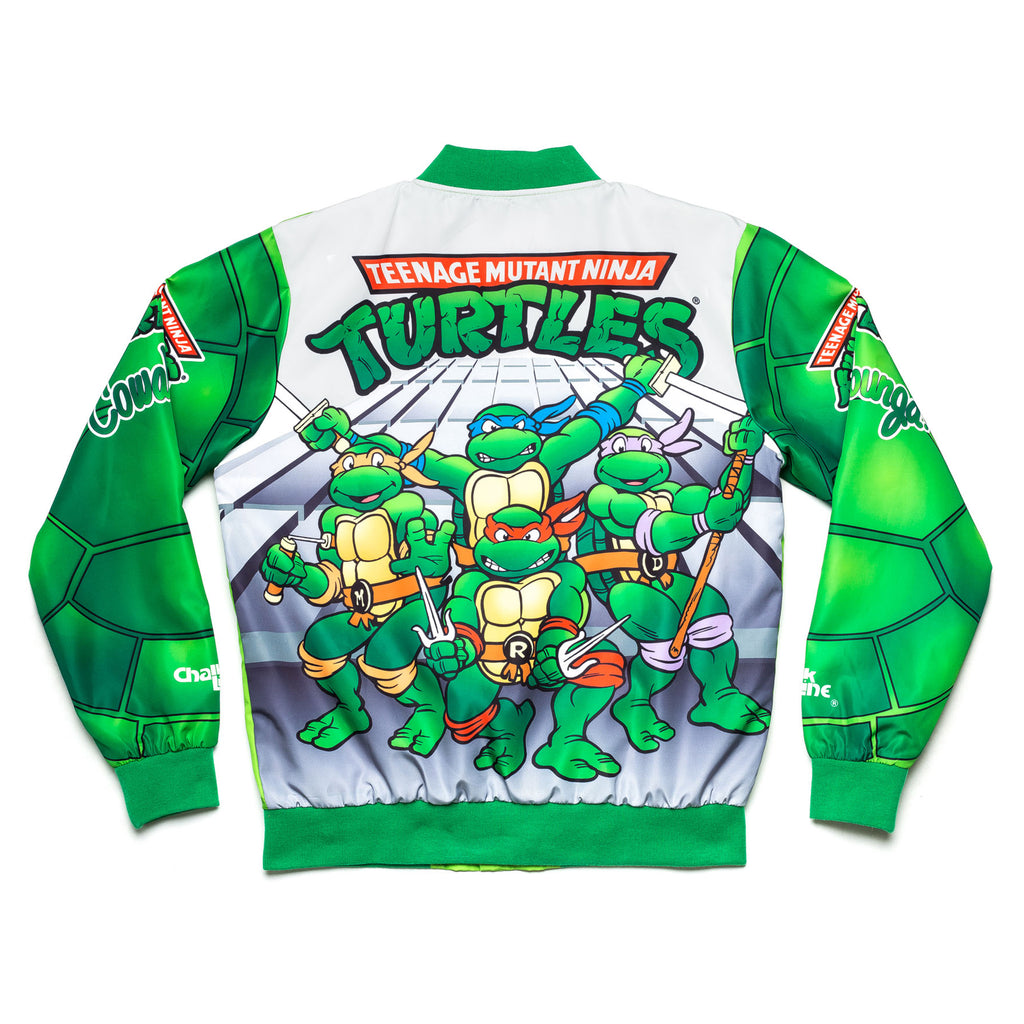 TMNT Retro Nickelodeon Fanimation Jacket