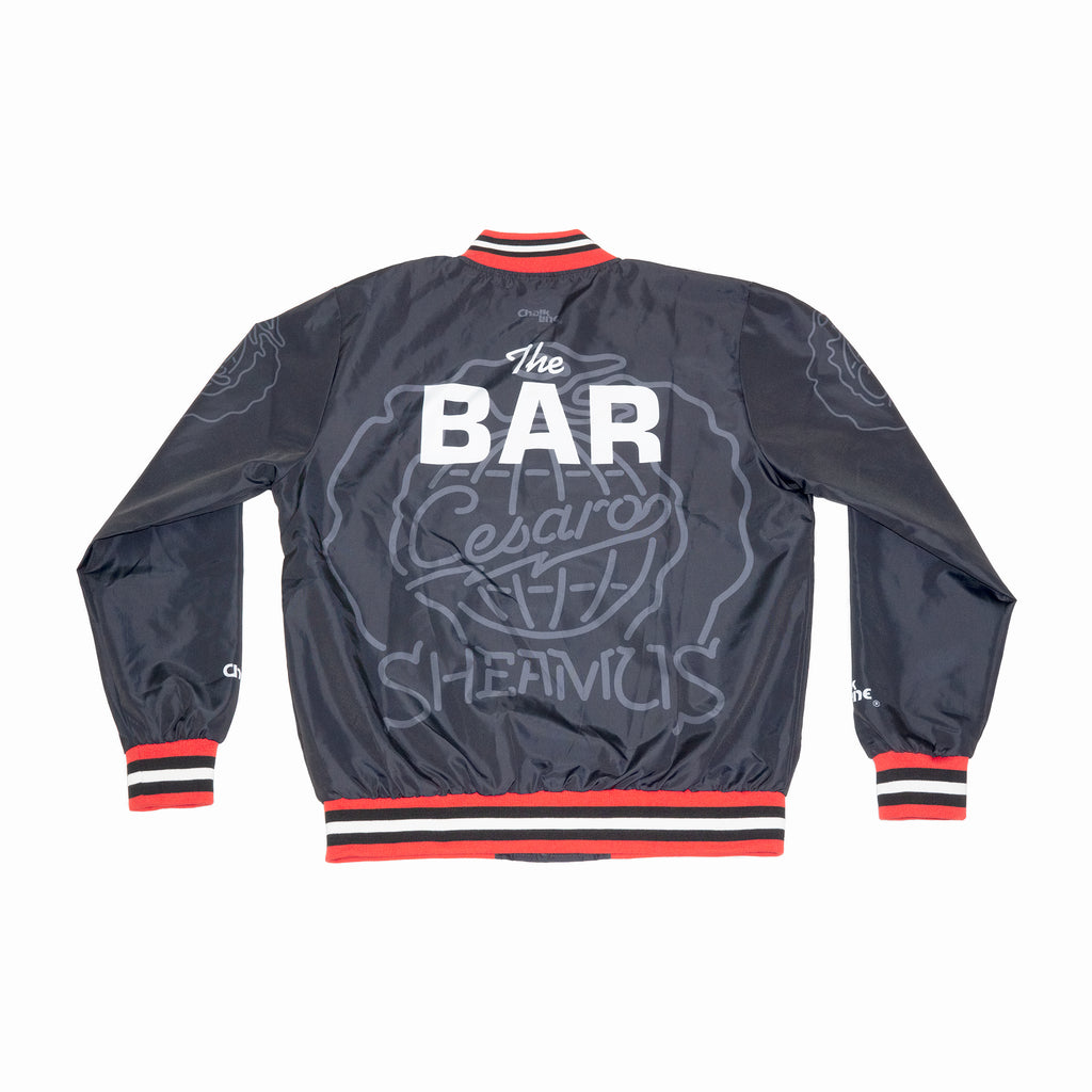 The Bar Black/Red WWE Entrance Jacket