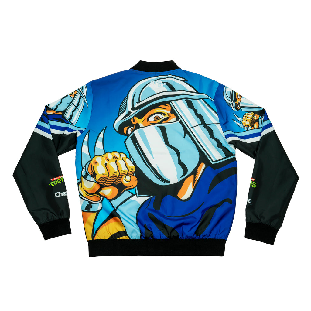 Shredder Retro Fanimation Jacket