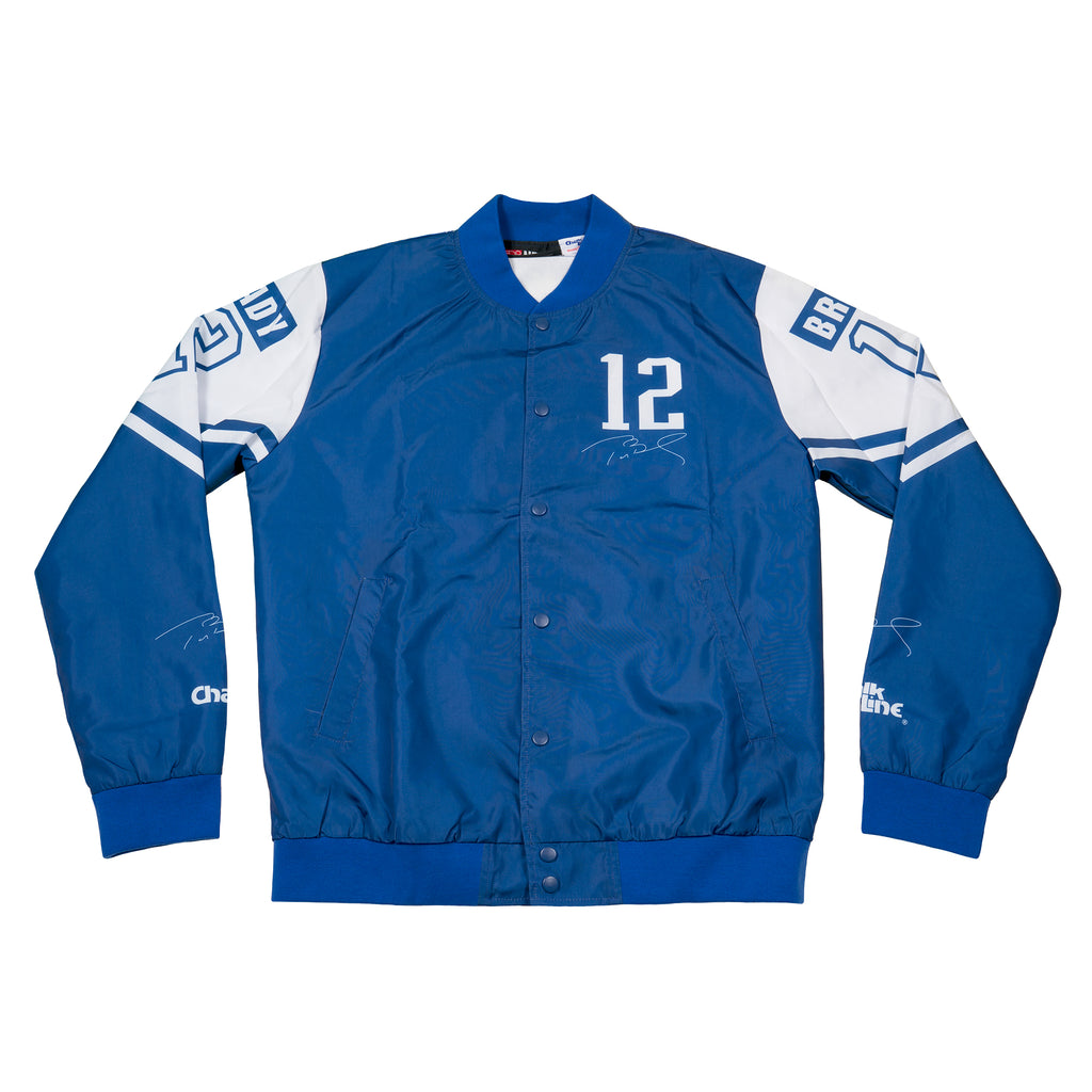 Tom Brady Retro NFLPA Fanimation Jacket