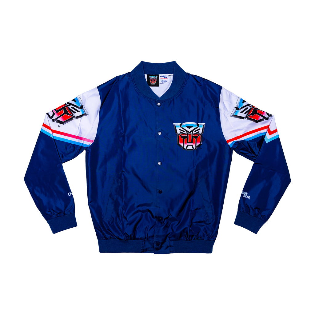 Transformers Retro Autobots Fanimation Jacket
