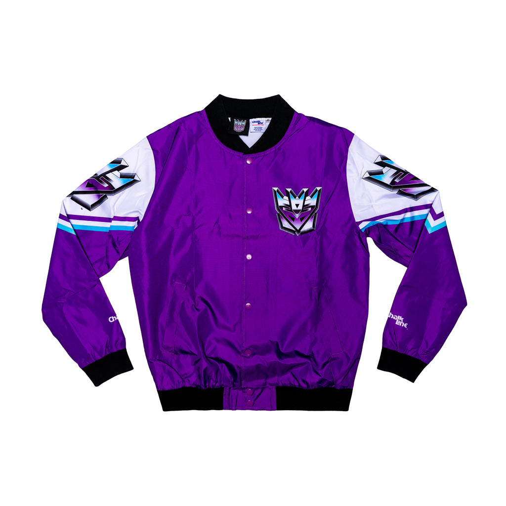 Transformers Retro Decepticon Fanimation Jacket
