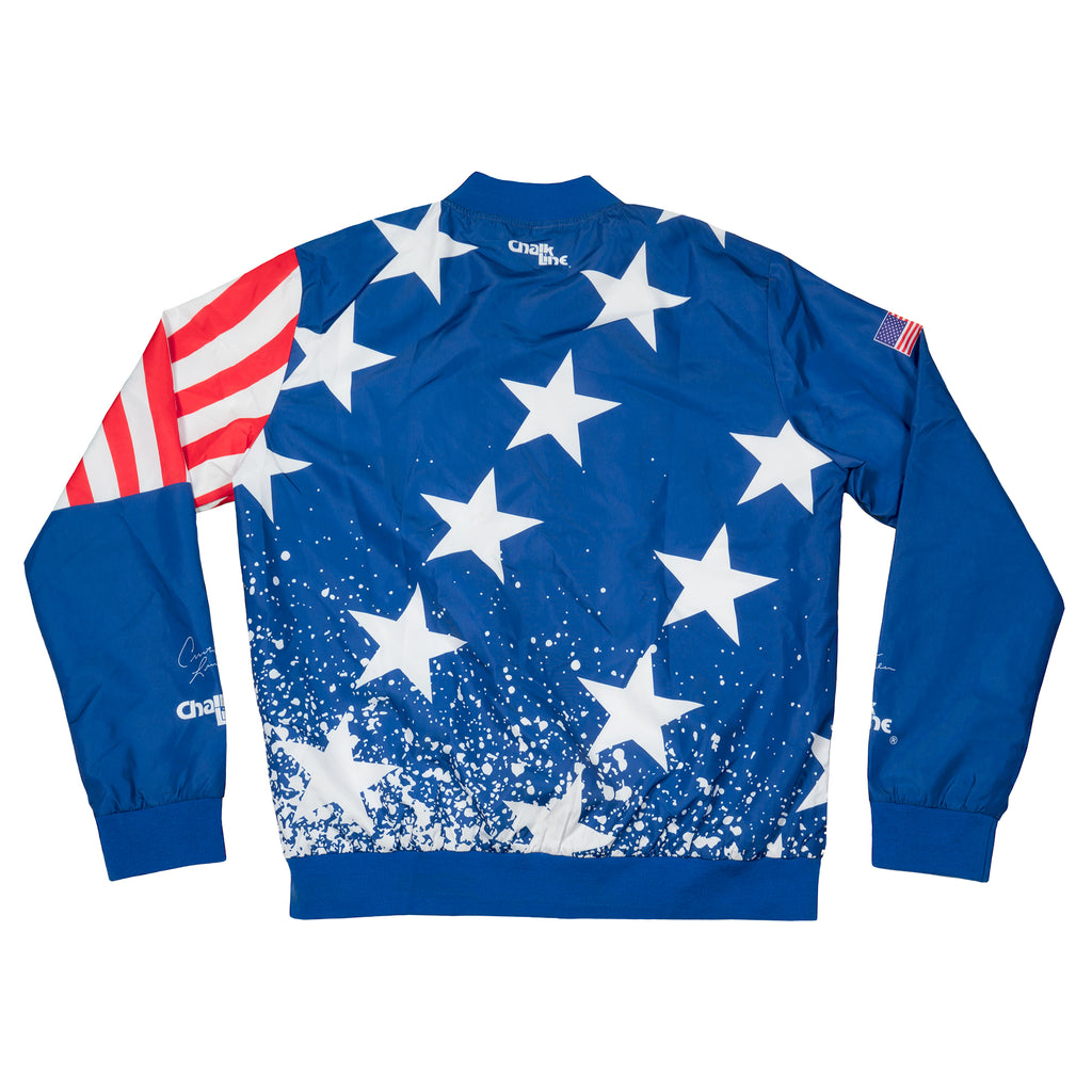 Curtis Linden USA 1996 Tribute Fanimation Jacket