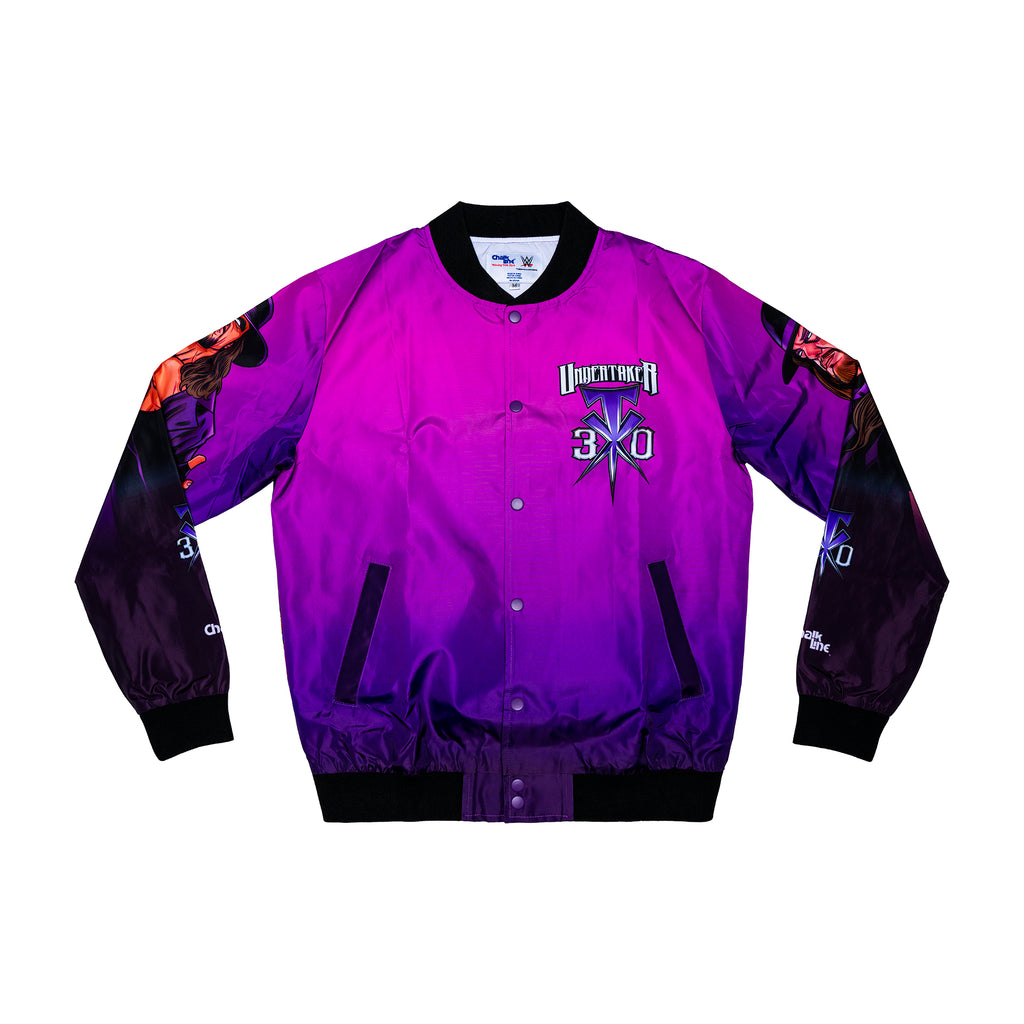 Undertaker 30th Anniversary NH Retro Fanimation Jacket