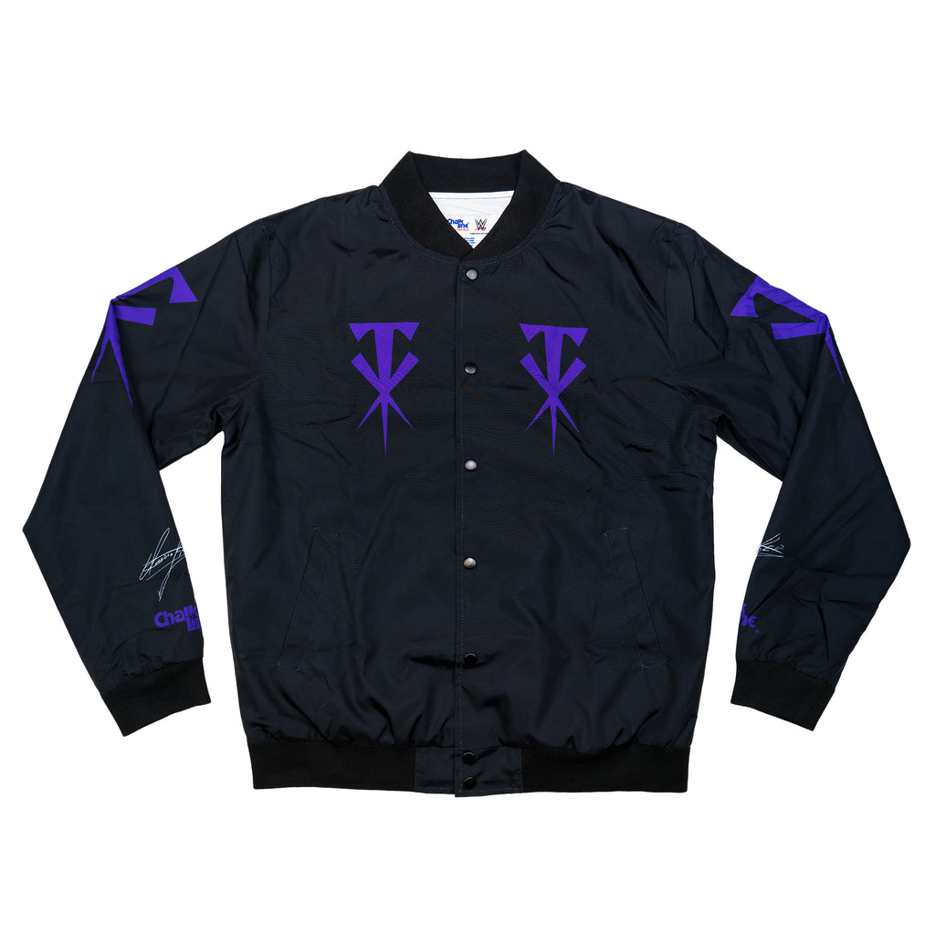 The Undertaker WWE Retro Portrait Jacket