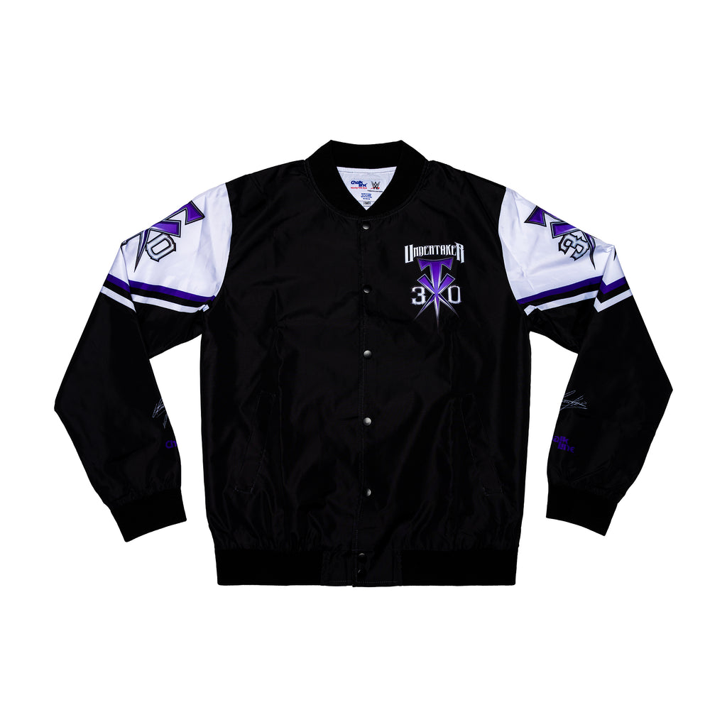 Undertaker 30th Anniversary Retro MM Fanimation Jacket