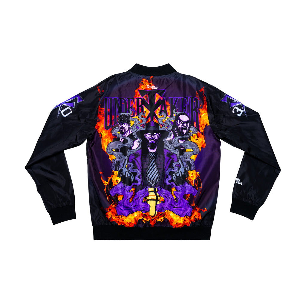 Undertaker 30th Anniversary SC Retro Fanimation Jacket