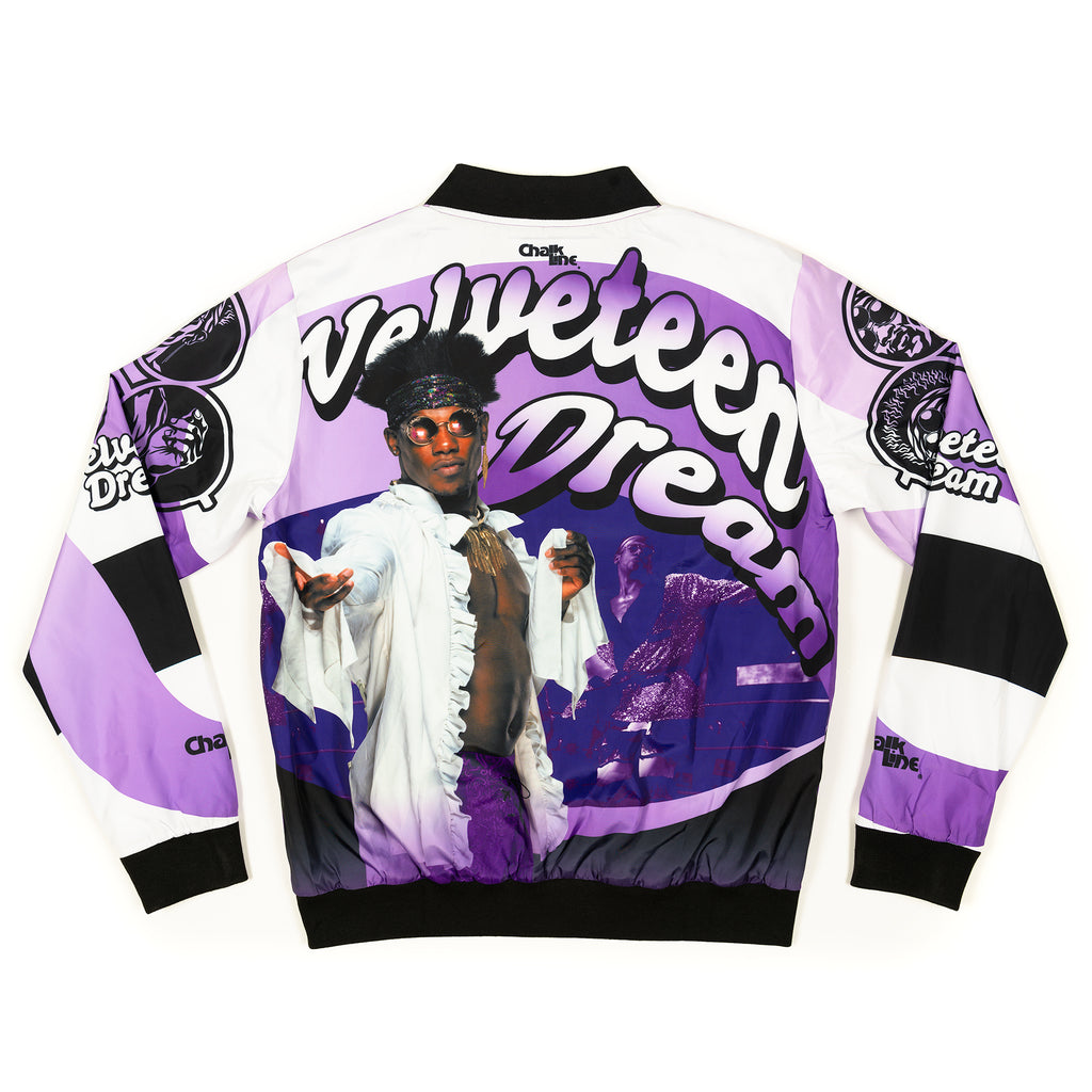Velveteen Dream Retro Fanimation Jacket