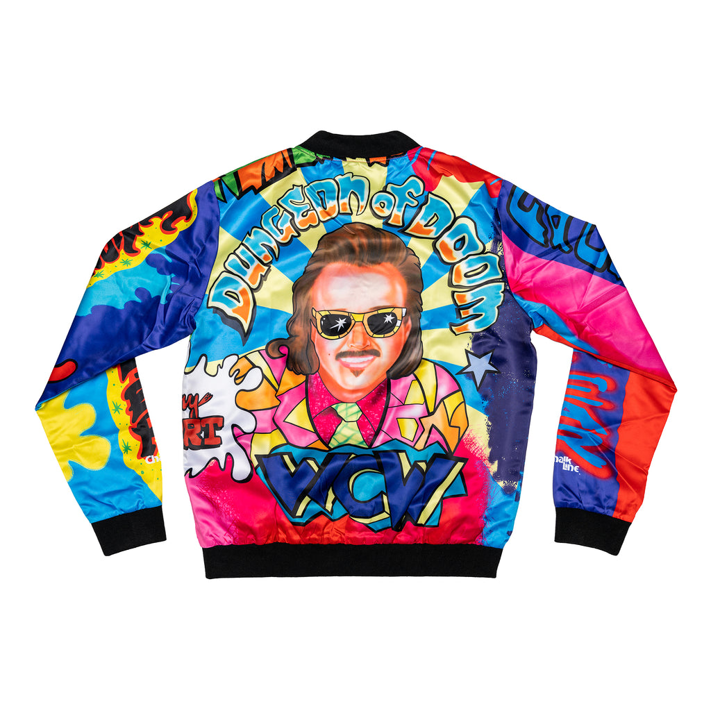 Jimmy Hart Dungeon of Doom Portrait Jacket