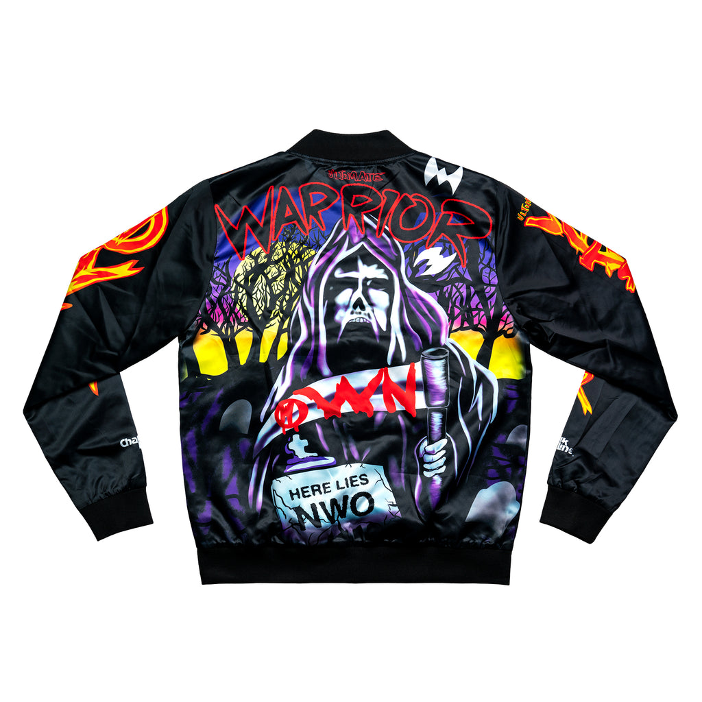 Ultimate Warrior Halloween Havoc 1998 Entrance Jacket