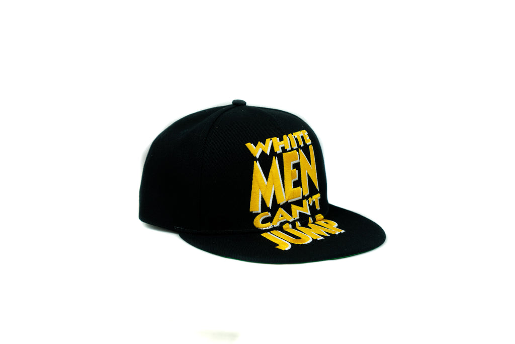 White Men Can't Jump Retro Logo Snapback