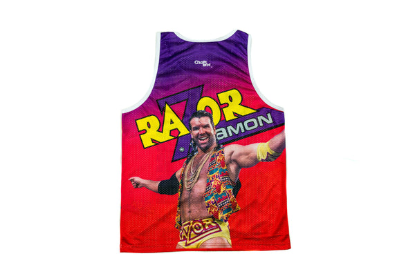 WWE Razor Ramon Fanimation Tank Top