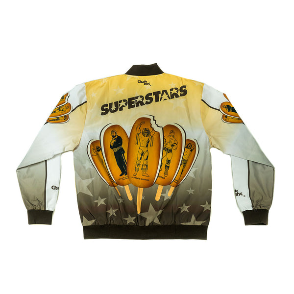 "WWE Retro ""Superstar Bar"" Fanimation Jacket"