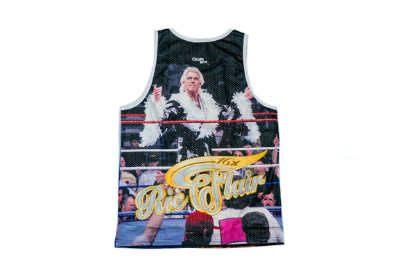 WWE Ric Flair Fanimation Tank Top
