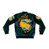 Wu Tang Clan Dragon Retro Fanimation Jacket