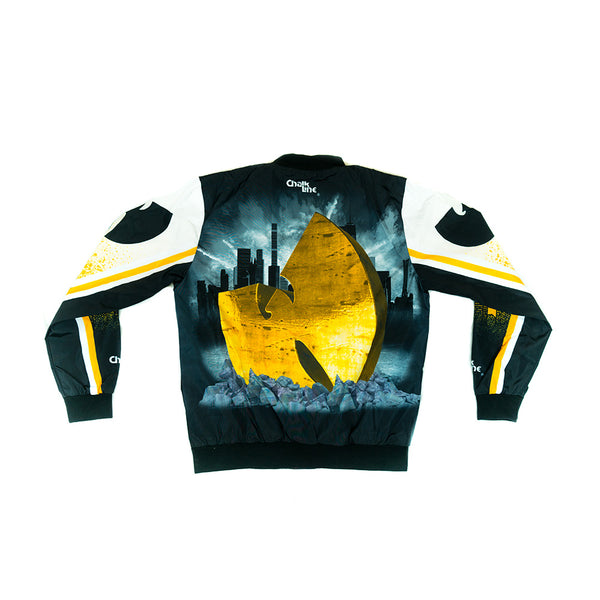 Wu Tang Clan City Logo Fanimation Jacket