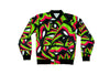 Ultimate Warrior Green/Black WWE Entrance Jacket