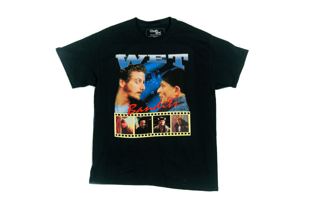 "Home Alone ""Wet Bandits"" Retro Tee"