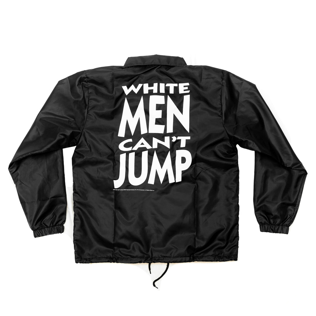 White Men Cant Jump Coaches Jacket