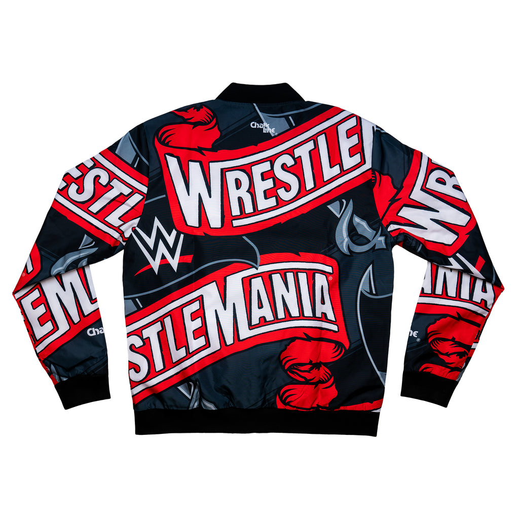 Wrestlemania 36 Commemorative Fanimation Jacket