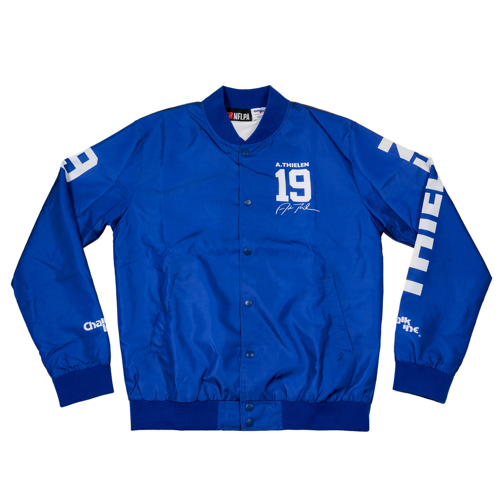 Adam Thielen Retro NFLPA Fanimation Jacket