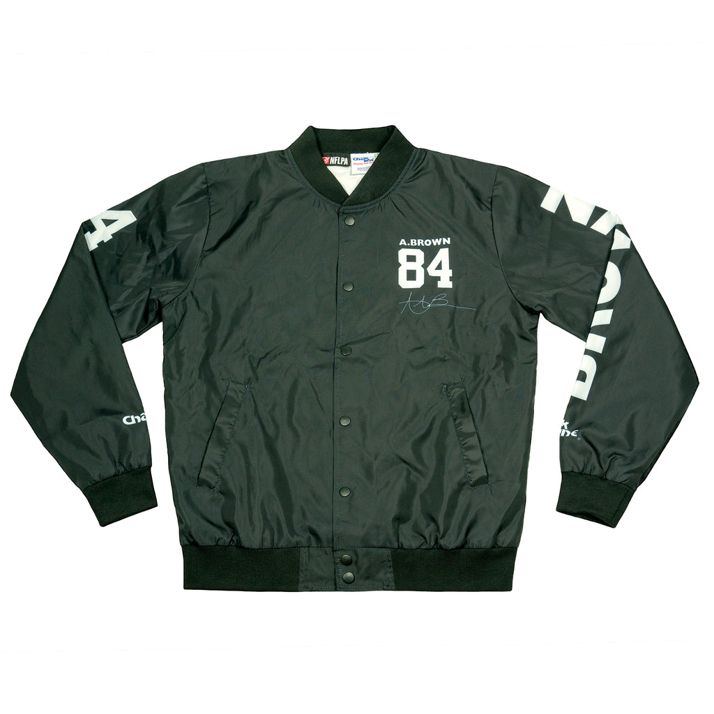 Antonio Brown Retro NFLPA Fanimation Jacket