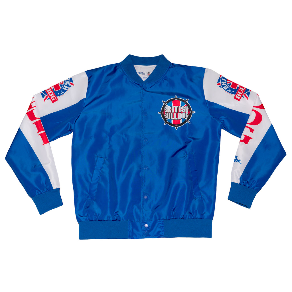 British Bulldog Retro Fanimation Jacket