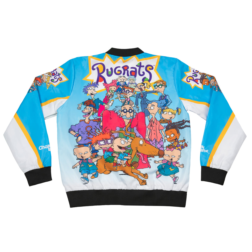 Rugrats Full Cast Retro Fanimation Jacket