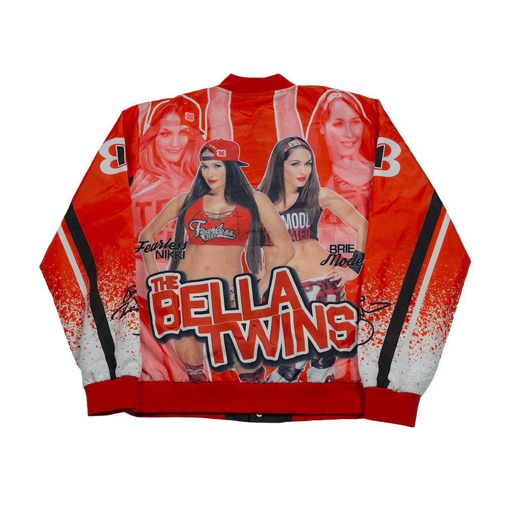The Bella Twins WWE Fanimation Jacket