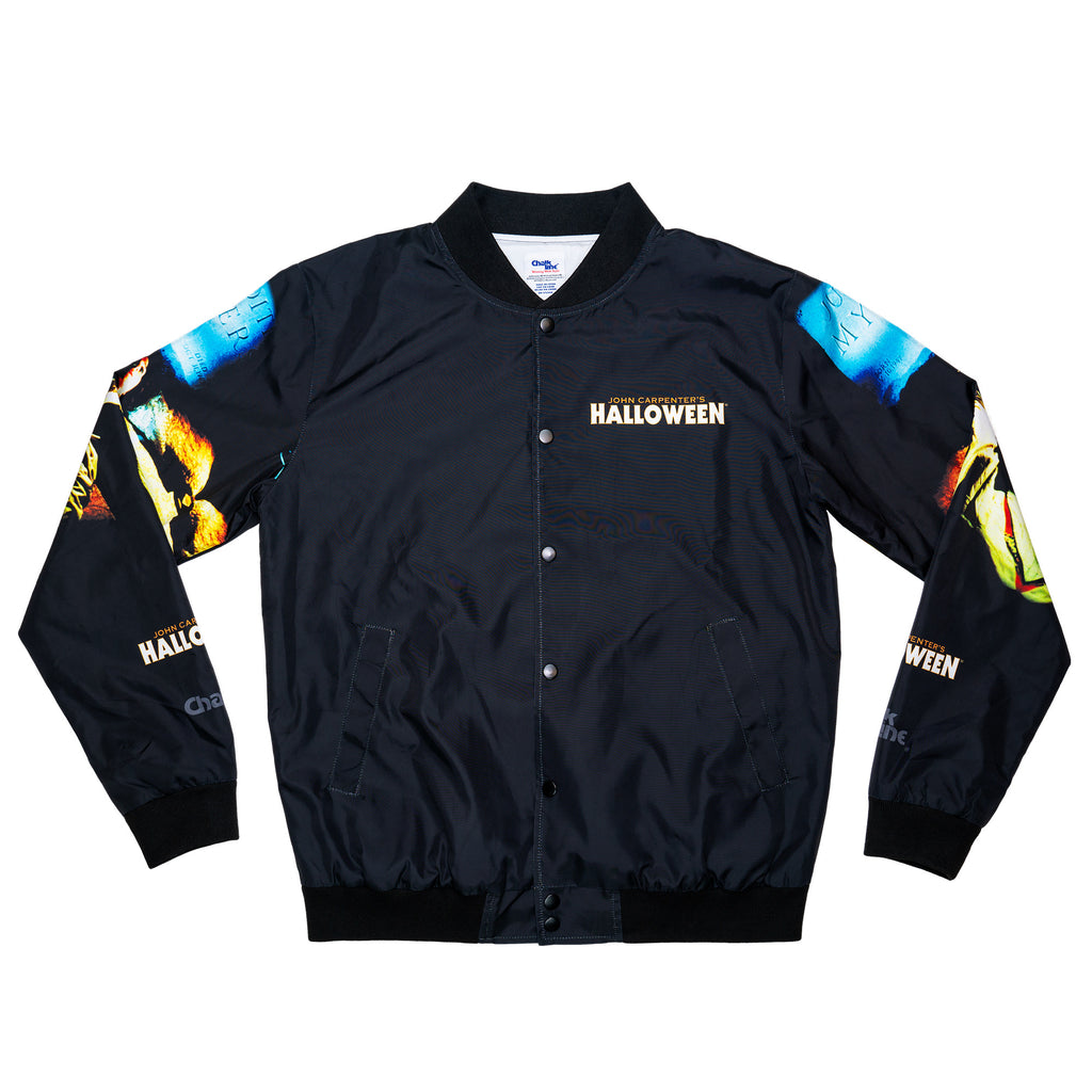 Michael Myers Retro Halloween Fanimation Jacket