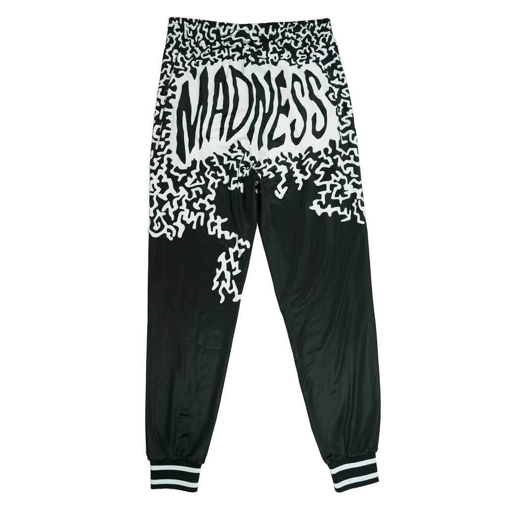 Macho Madness Retro Logo Track Pants