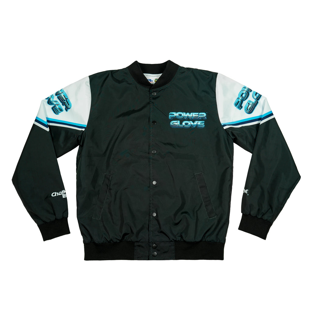 Macho Man x Power Glove Fanimation Jacket