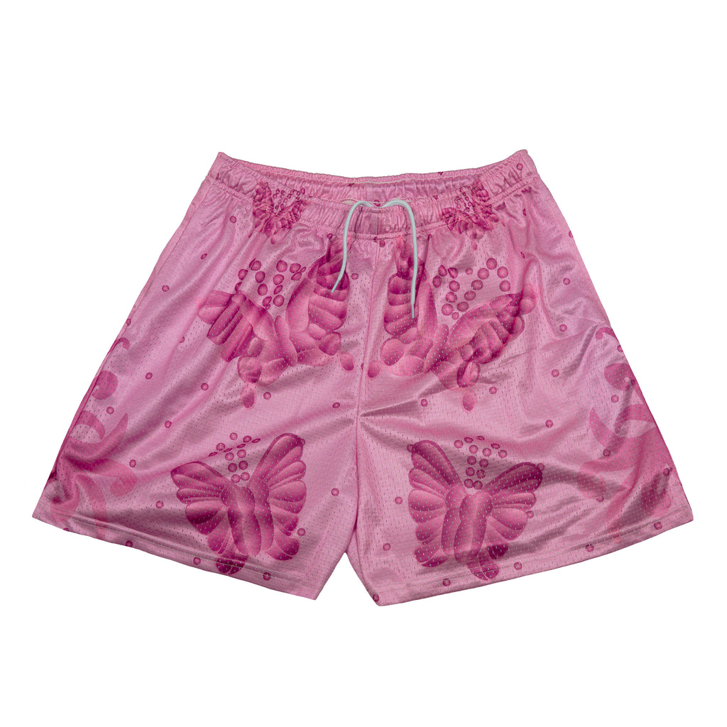 Ric Flair Pink Nature Boy Shorts