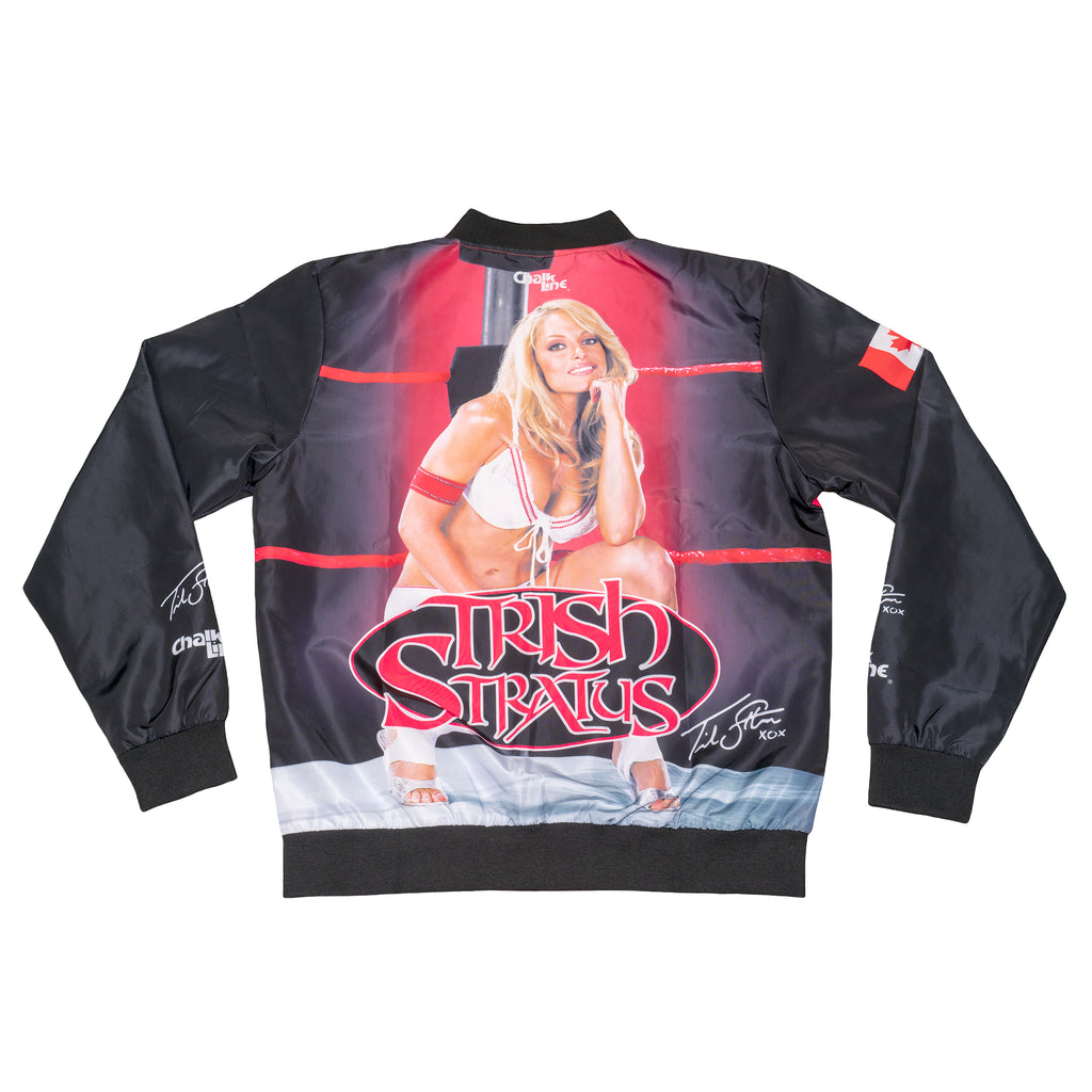 Trish Stratus Retro Fanimation Jacket