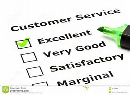 "<span style=""color: #0b5394;"">Customer Service - How May We Help You?</span>"