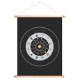 Zodiac Wheel Art Print
