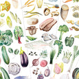 Essential Energy of Foods Art Print