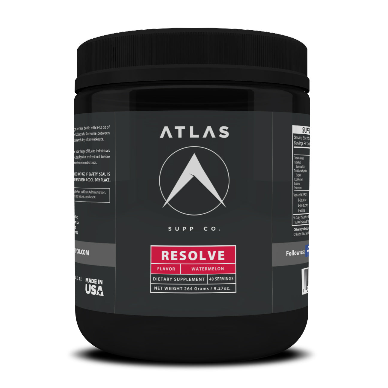 Resolve BCAAs