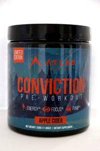 Conviction - Apple Cider Pre Workout