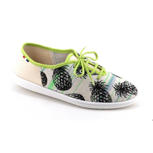 Sneakers Estives ananas