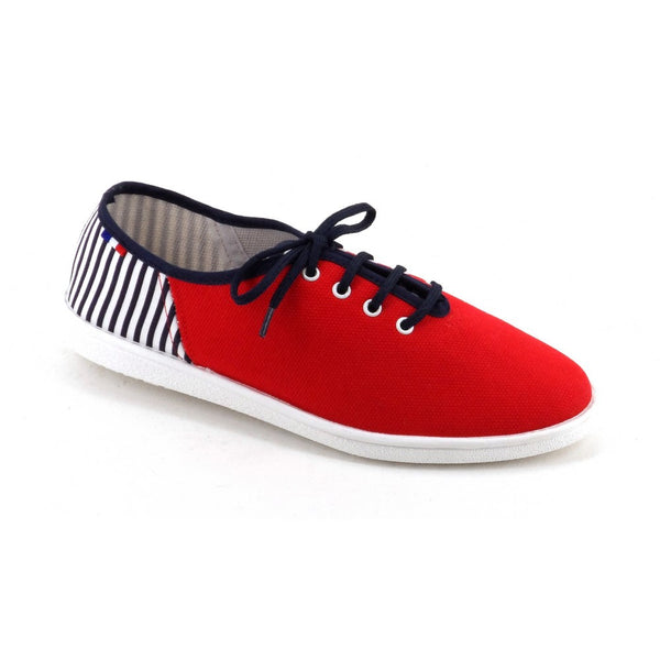 Sneakers Estives rouge