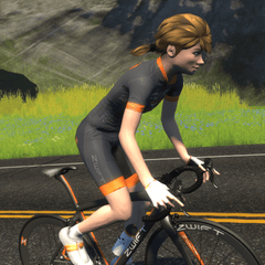 Zwift Training Jersey - Women's - Zwift Online Store - 6