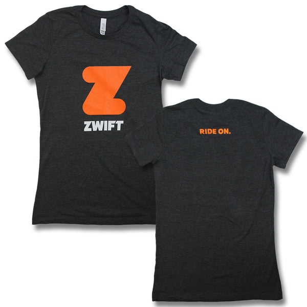 Zwift Logo T-Shirt - Women's