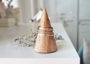 Stacking Ring Workshop - Visit the LanaBetty Studio in Gastown, Vancouver