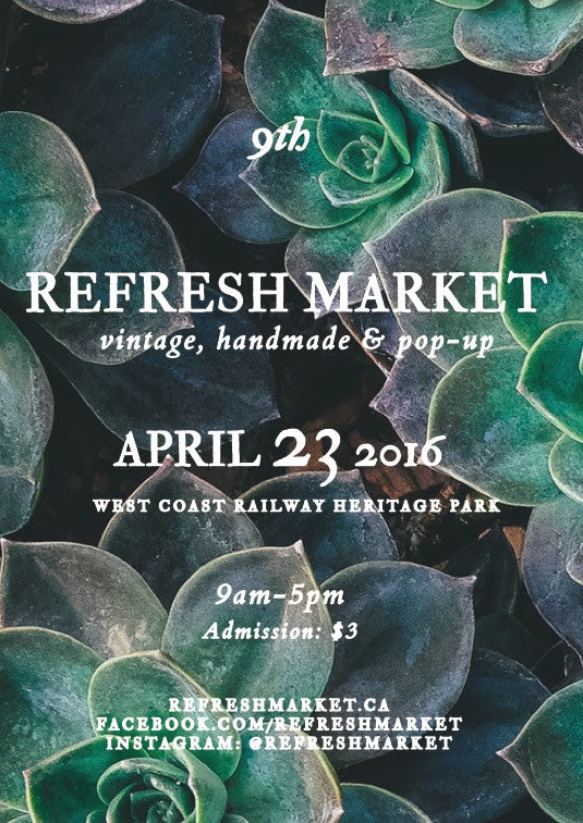 In the City (Squamish) - Refresh Spring Market
