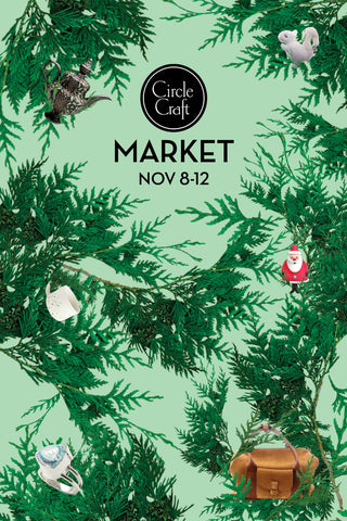 Circle Craft - Vancouver, BC - Handmade Market - Christmas Craft Show